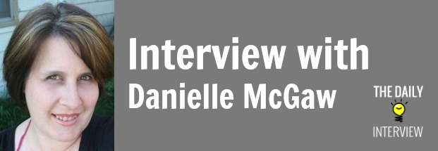 Earning an Income Online through Writing with Danielle McGaw [TDI004]