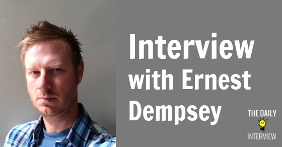 How to Actually Make a Living as a Fiction Author (Online) with Ernest Dempsey [TDI030]