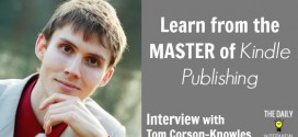 Learn from the MASTER of Kindle Publishing: Tom Corson-Knowles [TDI058]