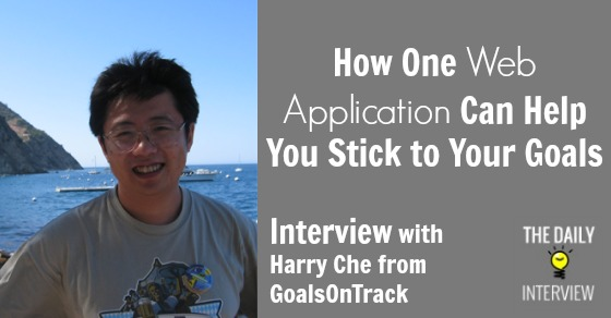 How One Web Application Can Help You Stick to Your Goals