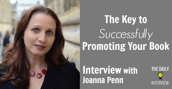Joanna Penn on the Key to Successfully Promoting Your Book
