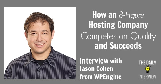 How an 8-Figure Hosting Company Competes on Quality and Succeeds
