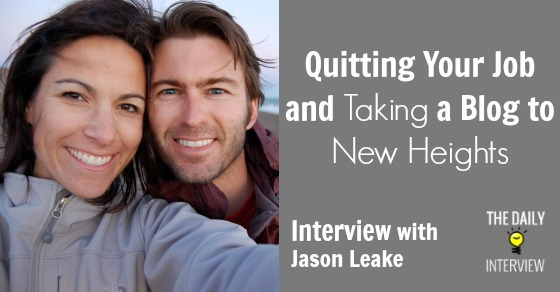 How to Quit Your Job and Take a Blog to New Heights
