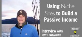 Using Niche Sites to Build a Passive Income with Jeff Fruhwirth [TDI088]