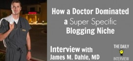 How a Doctor Dominated a Super Specific Blogging Niche with James M. Dahle, MD [TDI103]