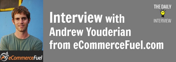Surviving in the E-Commerce World with Andrew Youderian [TDI014]