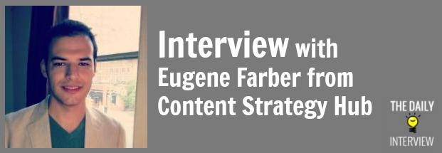 Learning to Master Content Strategy with Eugene Farber [TDI007]