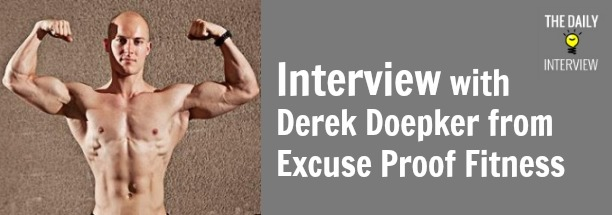 Creating a #1 Bestseller in the Weight Loss Niche with Derek Doepker [TDI024]