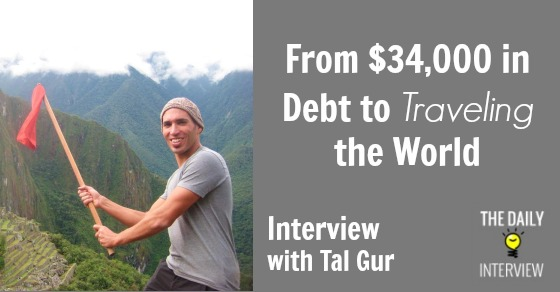 From $34,000 in Debt to Traveling the World