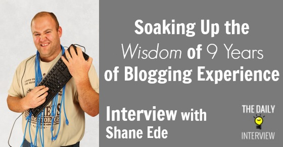 Soaking Up the Wisdom of 9 Years of Blogging Experience